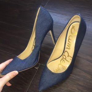 Size 6 Sam edelman High heels